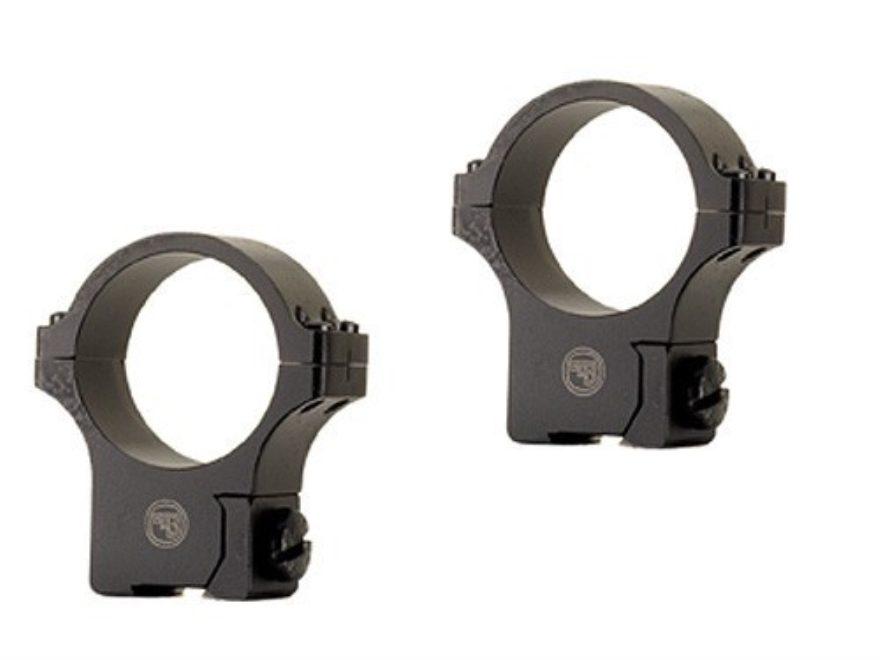 CZ 30mm Ring Mounts CZ 452, 455, CZ511 (11mm Dovetail) Matte Medium