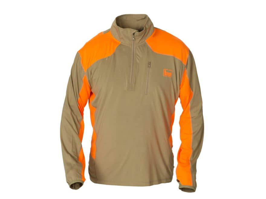 Banded Men's Tech Stalker 1/4 Zip Pullover Polyester