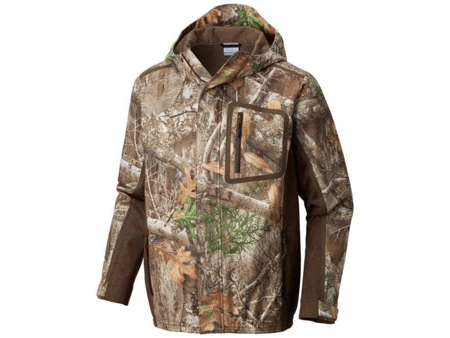 Columbia Men's PHG Trophy Rack Hooded Jacket Polyester