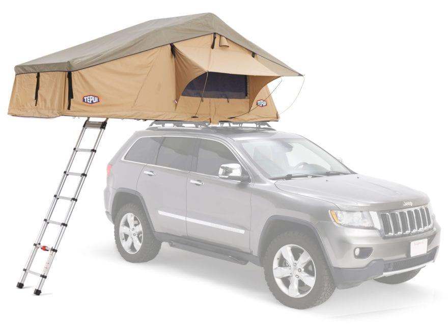 Tepui Explorer Series Autana Roof Top Tent