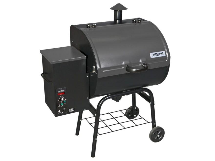 Camp Chef SmokePro STX Pellet Grill Black