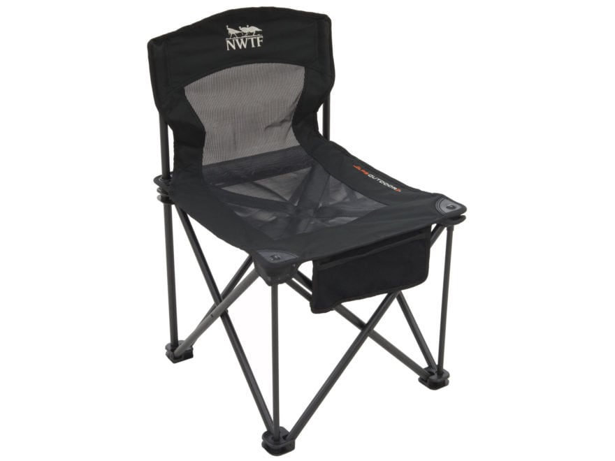 ALPS Outdoorz NWTF Striker Ground Blind Chair Green