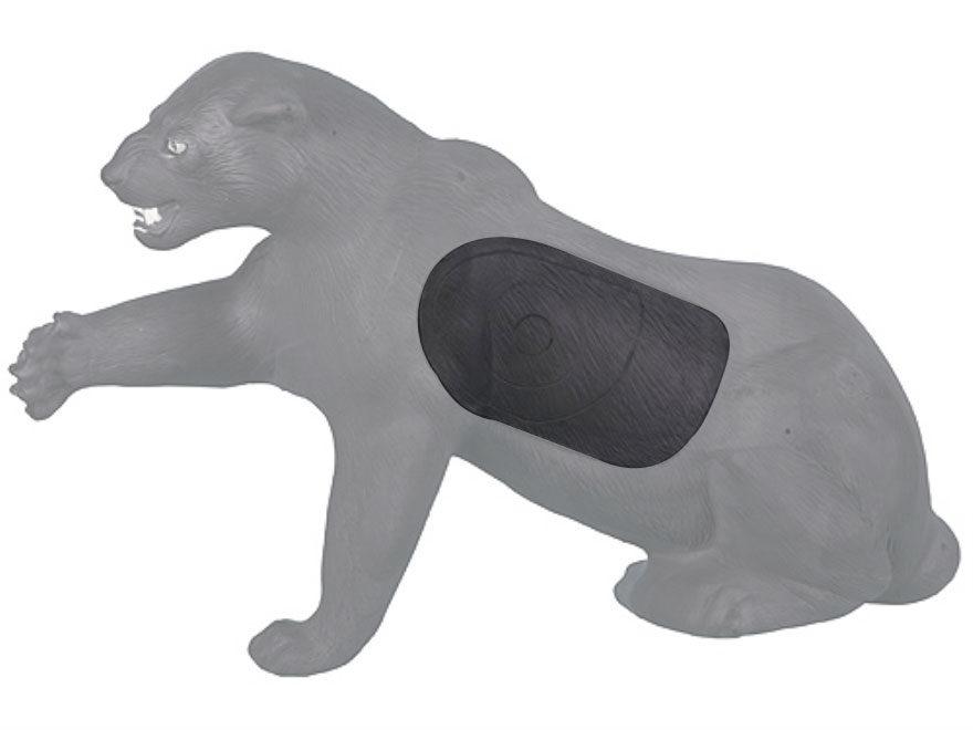 Rinehart Black Panther 3D Foam Archery Target Replacement Insert