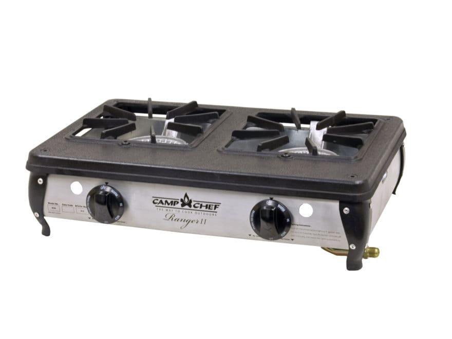 Camp Chef Mountain Series Ranger II 2-Burner Camp Stove