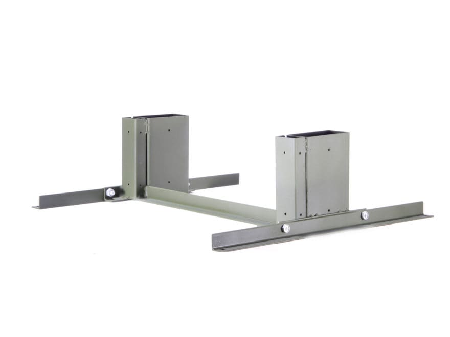 HySkore Target Hound IDPA/IPSC Target Stand Powder Coated Steel