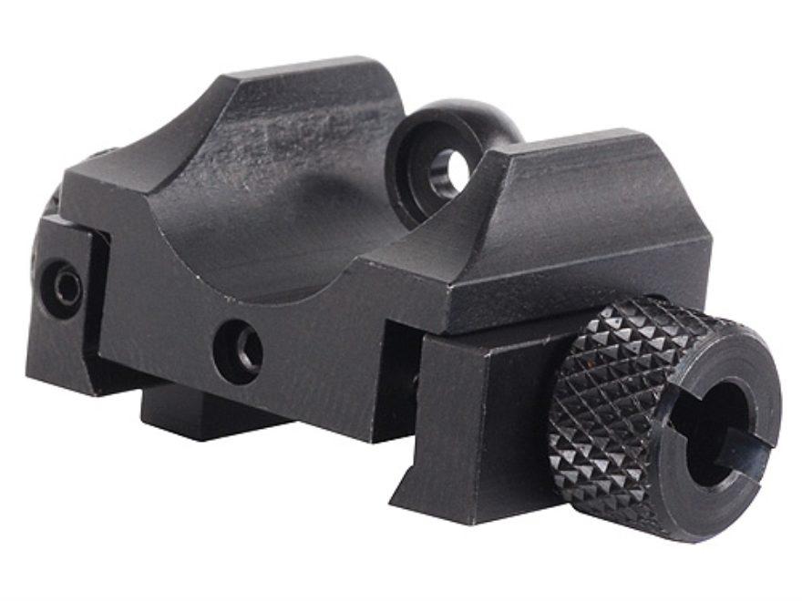 NECG Peep Sight CZ 550 Steel Matte