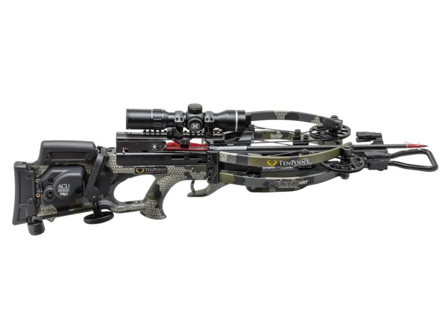 Tenpoint Nitro XRT ACUdraw Pro Crossbow Elite Package