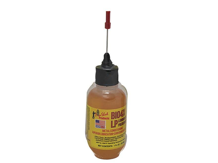 Pro-Shot Bio-4x Gun Oil 1oz Liquid