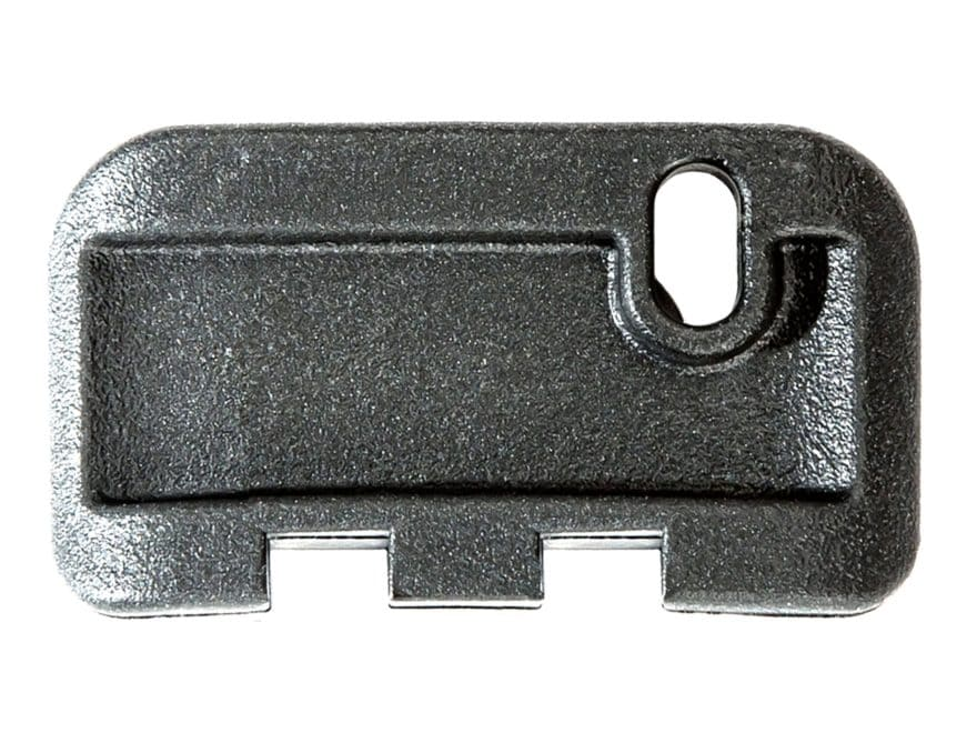 Vickers Tactical Slide Racker Glock 43 Polymer Black
