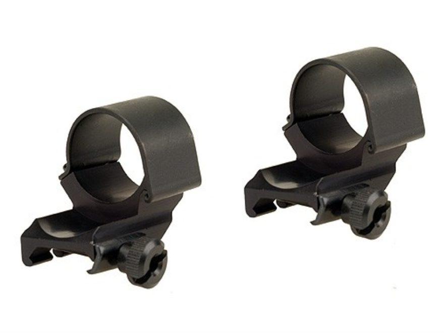 Weaver Top-Mount Weaver-Style Rings