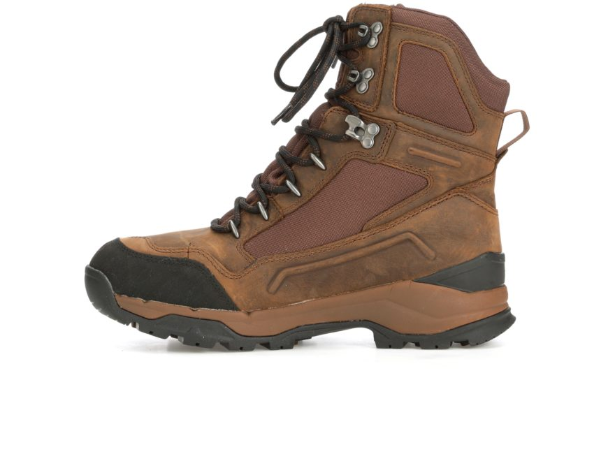 "Muck Summit 8"" Waterproof Hunting Boots Leather Men's"