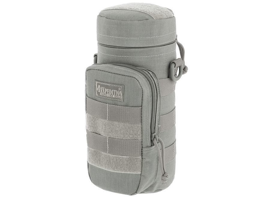 "Maxpedition Water Bottle Pouch 10"" x 4"" for Nalgene Bottles"