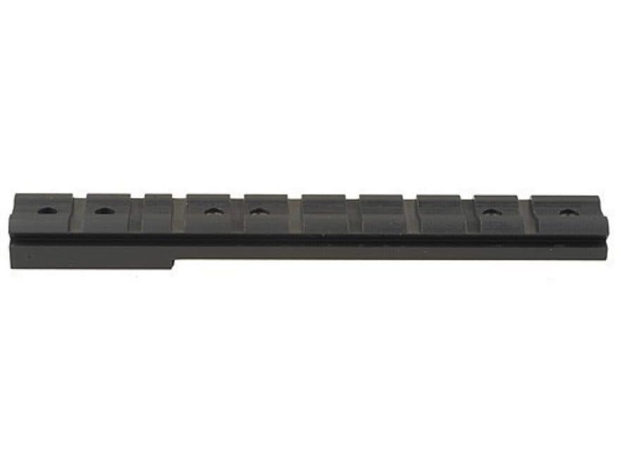 Power Custom 1-Piece Barrel Mount Weaver-Style Scope Base Ruger 10/22 Matte