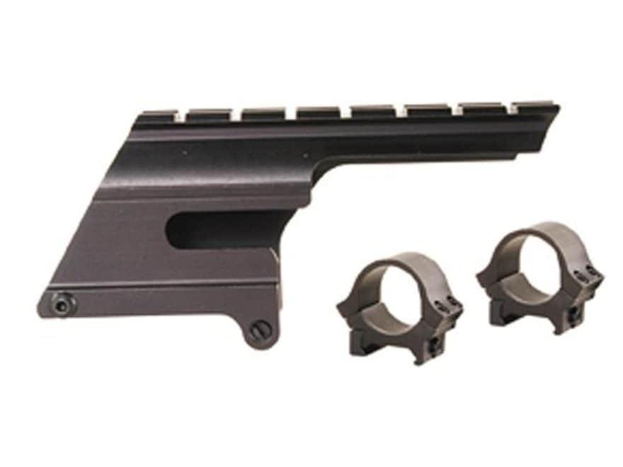 "B-Square Shotgun Saddle Mount with 1"" Rings Winchester/USRAC 1200, 1300, 1400, 1500 12 ..."