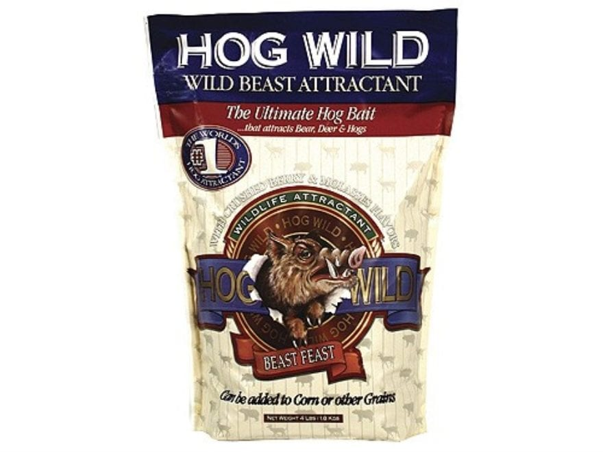 Evolved Habitats Hog Wild Hog Attractant Powder 4 lb