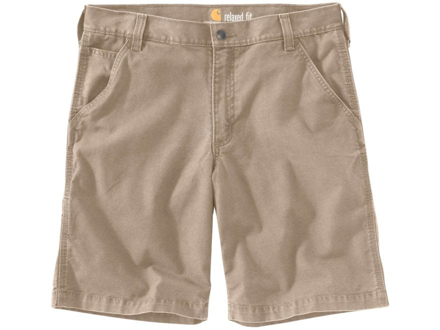 Carhartt Men's Rugged Flex Rigby Shorts Cotton Canvas