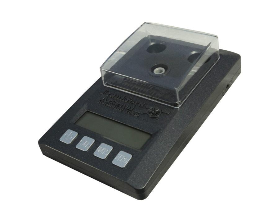Frankford Arsenal Platinum Series Precision Digital Powder Scale with Case 1500 Grain C...