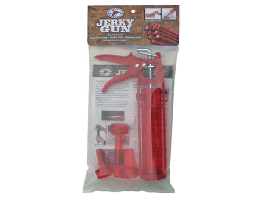 Hi Mountain Jerky Gun Kit Polymer Red