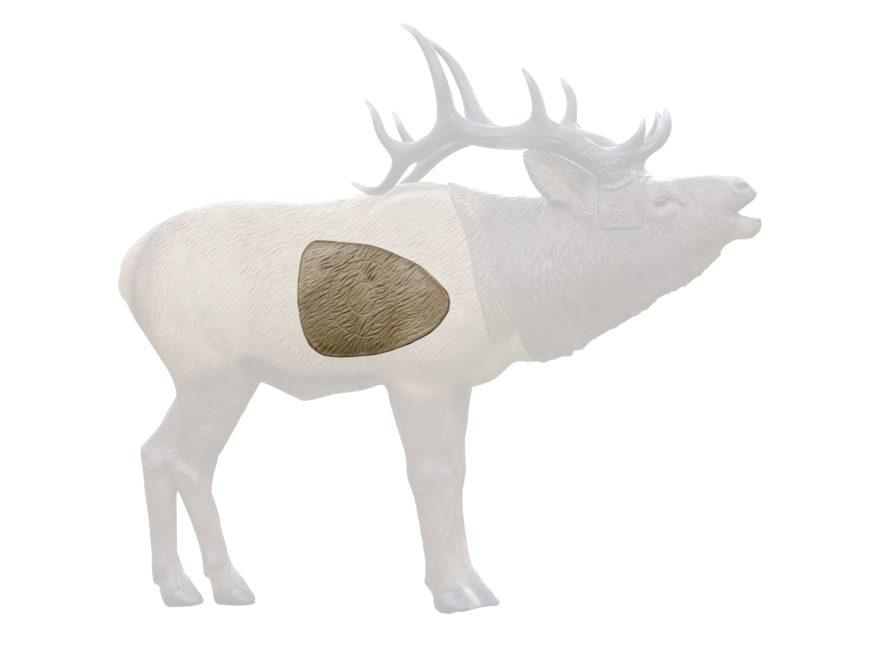 Rinehart Woodland 1/3 Scale Elk 3D Foam Archery Insert