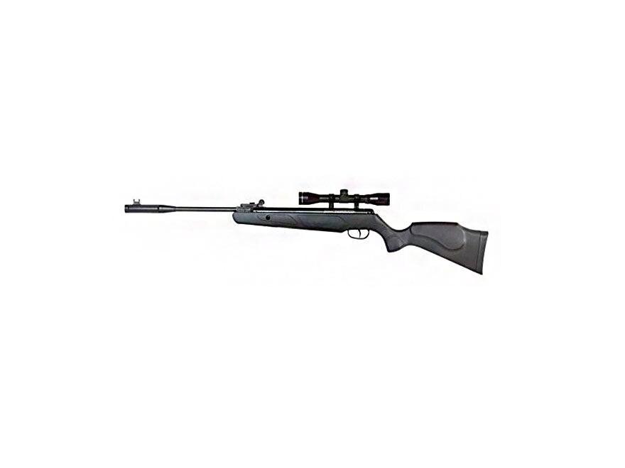 Remington Express Hunter Break Barrel Air Rifle Pellet Black Synthetic Stock with 4x32 ...