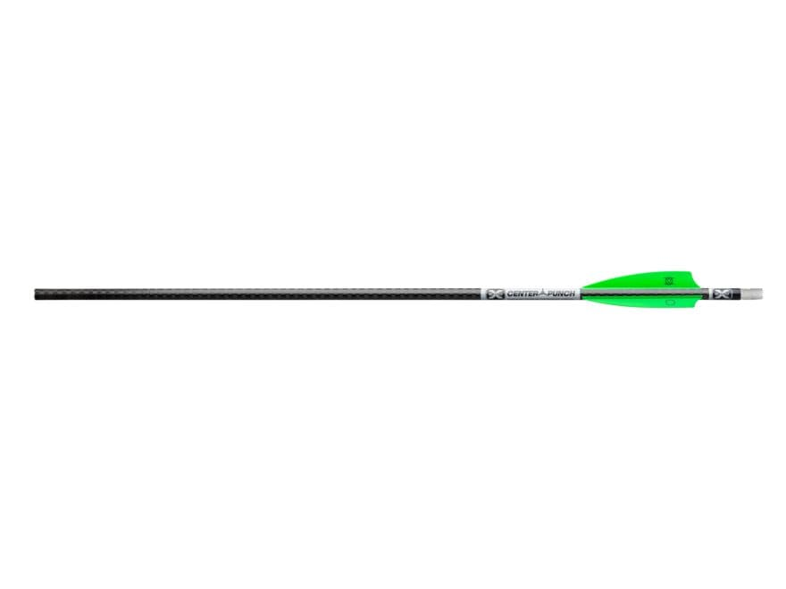 """TenPoint EVO-X  Center Punch Carbon Arrows 20"""" Pack of 6"""