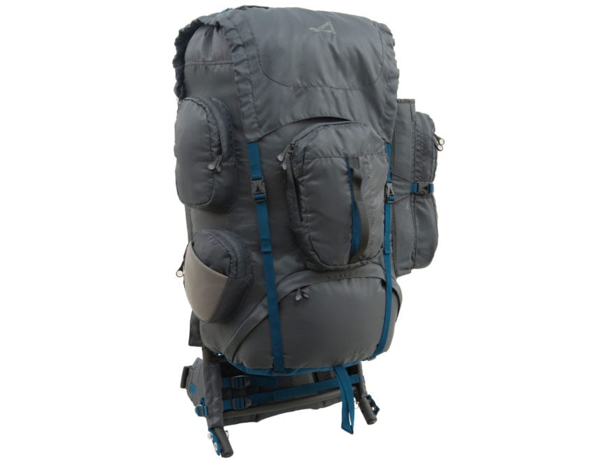 ALPS Mountaineering Zion Frame Backpack Charcoal