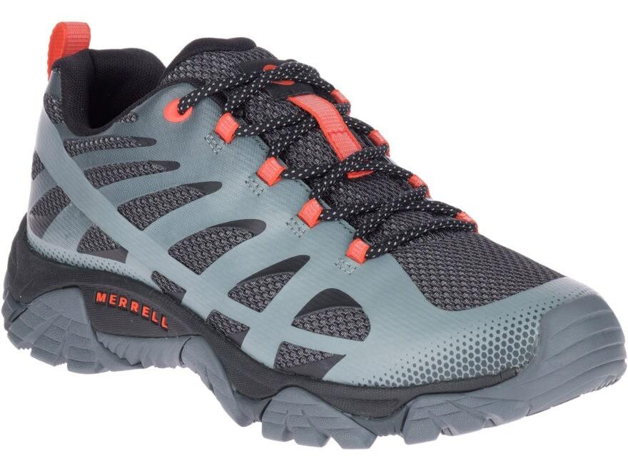 2769ab1e8f7 Merrell Moab EDGE 2 4 Hiking Shoes Mesh Monument Men's 12 D