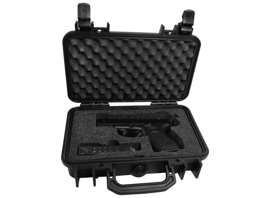 "Pelican 1170 Pistol Case 11"" Black"