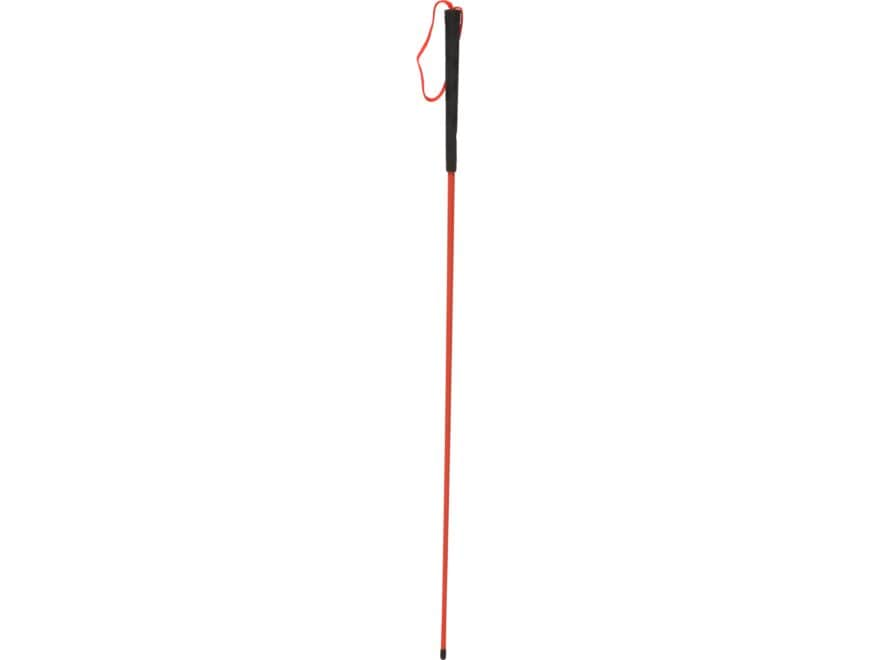 Avery Dog Trainer's Heeling Stick Fiberglass Blaze Orange