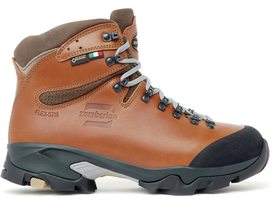 "Zamberlan Vioz Lux GTX RR 6"" GORE-TEX Hunting Boots Leather Men's"