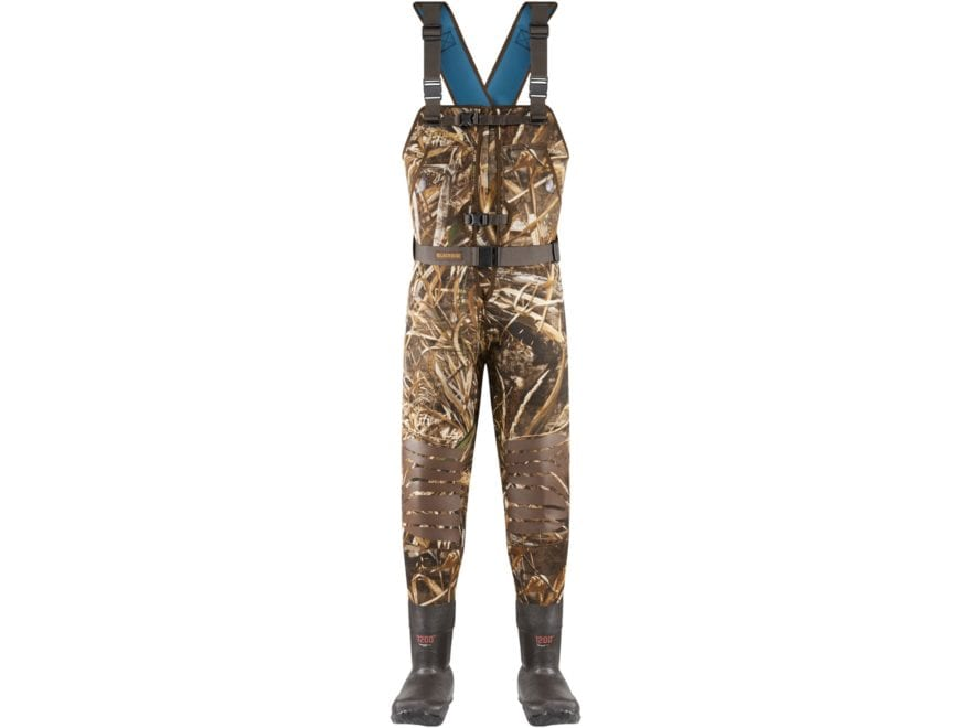 LaCrosse Hail Call Breathable 3.5mm 1600 Gram Insulated Chest Waders Nylon Women's