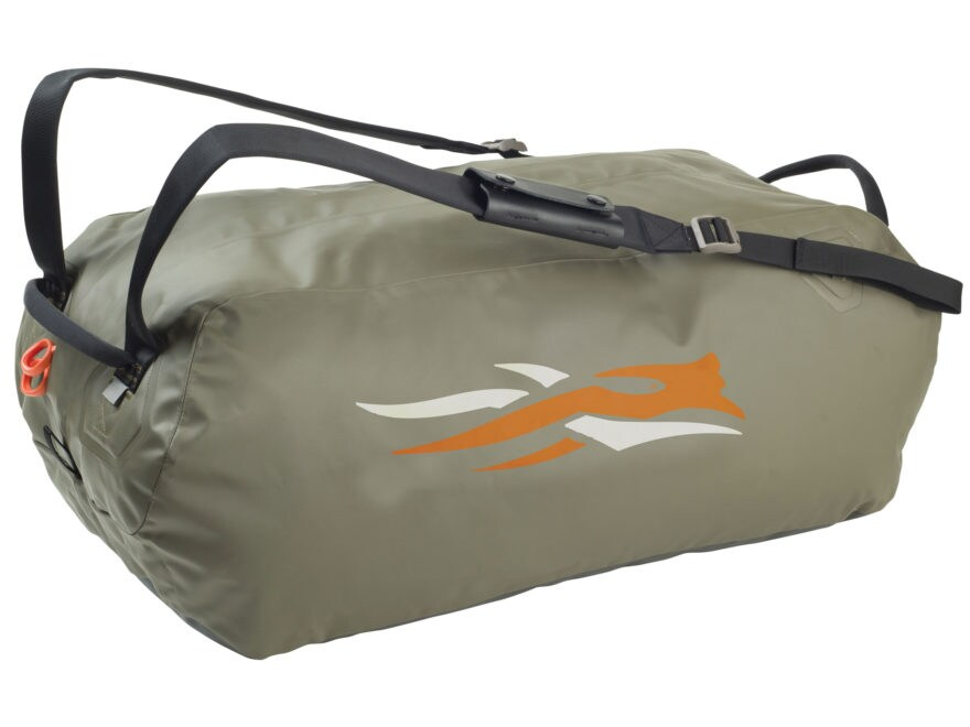 Sitka Gear Drifter 120 Duffel Bag Cordura Pyrite - UPC  879101000338 7bf7a6800e951