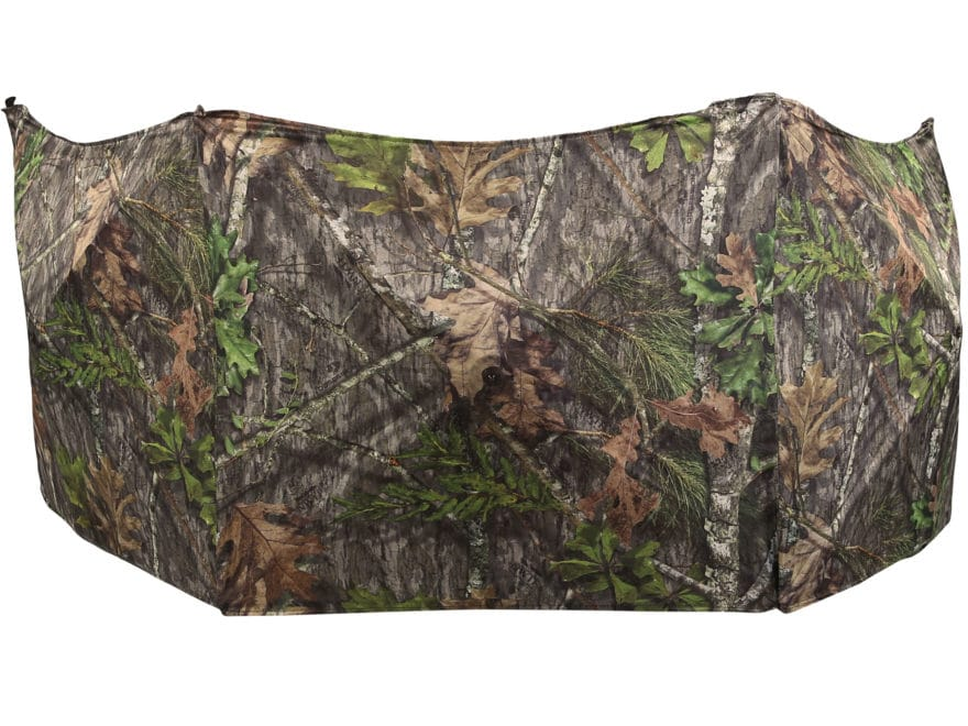 f084008b Ameristep Throwdown Ground Blind 25 x 91 Polyester Mossy Oak Obsession