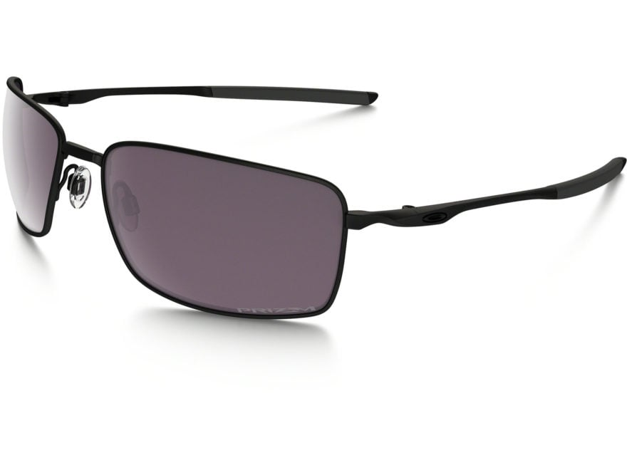 c824ca1d79 Oakley Square Wire Covert Polarized Sunglasses Matte Black Frame Prizm Daily  Lens
