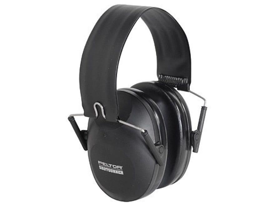 Peltor ShotGunner Folding Earmuffs (NRR 21dB)