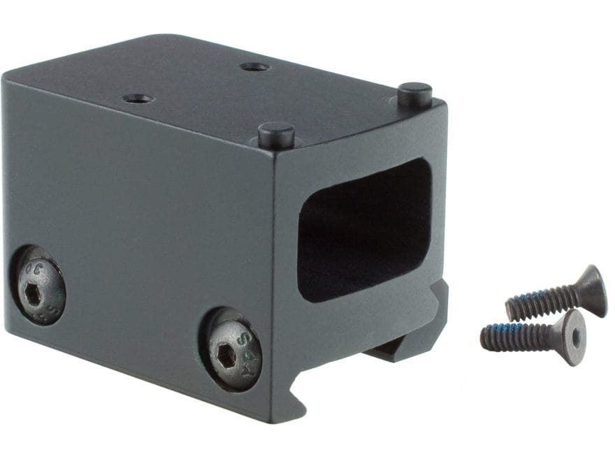 Trijicon RMR Picatinny-Style Mount Adapter 1/3 Lower Co-Witness Matte