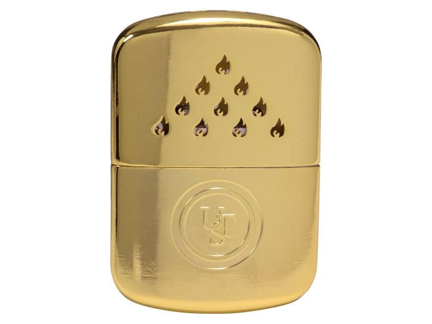 UST Heritage Hand Warmer Brass