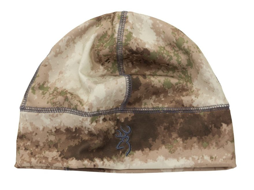 Browning Men's Hell's Canyon Speed Riser-FM Beanie Polyester/Spandex