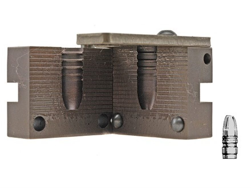 Saeco Bullet Mold #352 35 Caliber (358 Diameter) 245 Grain Flat Nose Gas Check