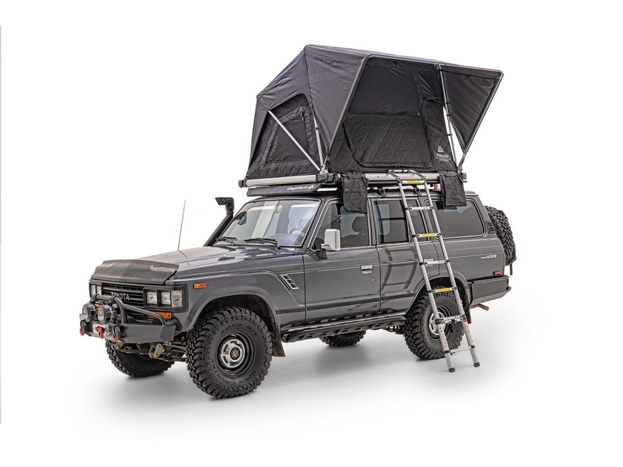 Freespirit Recreation Adventure Series M-Spec Tri-Layer Roof Top Tent