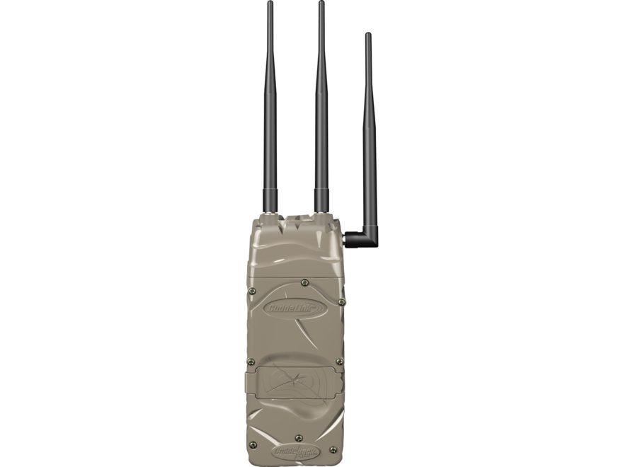 CuddeLink Cell Home Verizon Brown