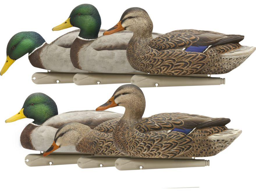 Avian-X Foam Filled Fusion Mallard Duck Decoy Pack of 6