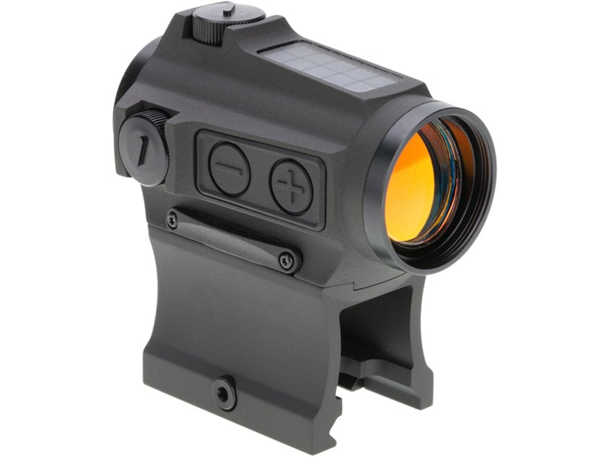 Holosun HE503CU-GR Elite Green Dot Sight 1x 20mm 65 MOA Circle with 2 MOA Dot Weaver- S...