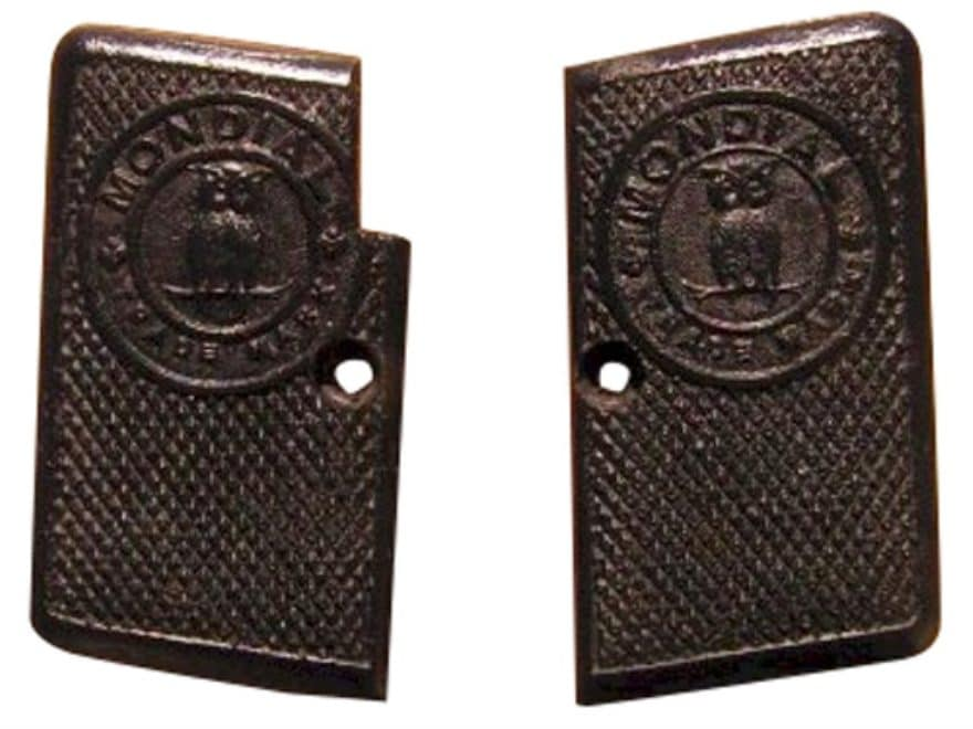 Vintage Gun Grips Mondial 25 ACP Polymer Black
