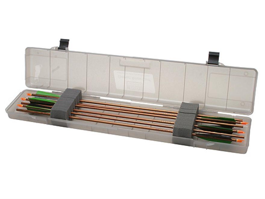 "MTM Compact Arrow Case 18 Arrows up to 35.75"" Plastic Smoke"