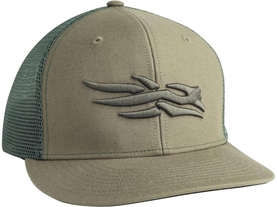 Sitka Gear Flatbill Cap