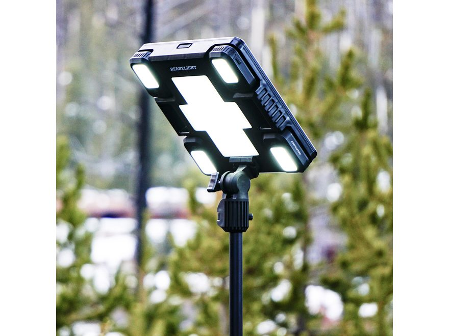 ReadyLight Multi-Function LED Solar Light