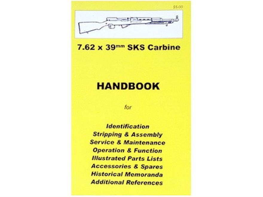 7.62x39mm SKS Handbook