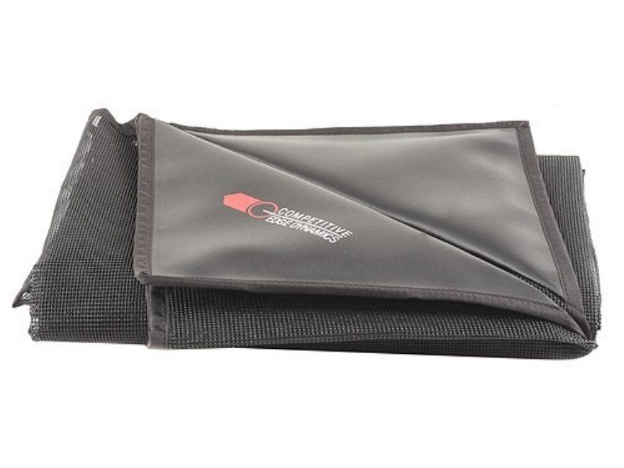 CED Brass Mat PVC Webbing Black