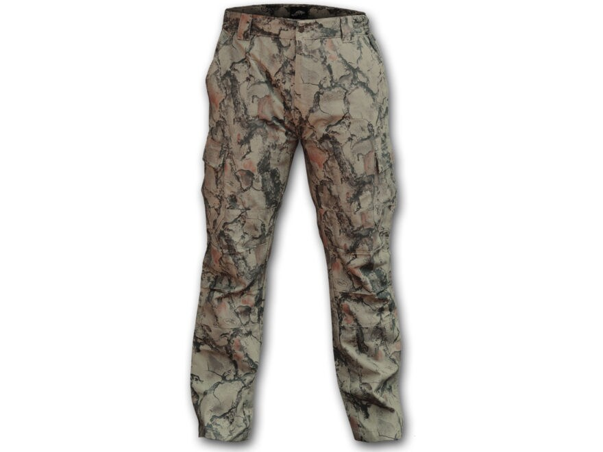 Natural Gear Men's Fatigue 6 Pocket Pants